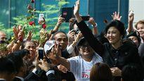 Cựu Thủ tướng Thái Lan Yingluck Shinawatra đối diện án tù 10 năm trong phiên điều trần cuối cùng