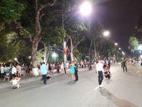 Hà Nội: Giữ nguyên thời gian tổ chức phố đi bộ giữa các mùa