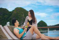 Sau scandal bị tố 'gạ gẫm' bạn diễn, vợ chồng Bảo Thanh 'trốn con' đi du lịch 'hâm nóng tình cảm'