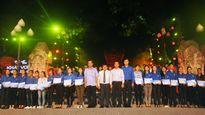 Bí thư thứ nhất TƯ Đoàn tham dự chương trình 'Tuổi trẻ Việt Nam - Câu chuyện hòa bình'