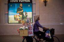 Nhịp sống phố cổ Hà Nội qua ống kính phóng viên AFP