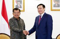 Thúc đẩy kết thúc đàm phán phân định Vùng Đặc quyền Kinh tế Việt Nam - Indonesia
