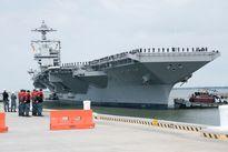 Mỹ tung 70% hải quân sang tây TBD, vây chặn Trung Quốc từ hướng biển