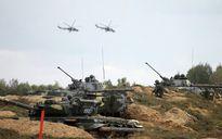 NATO lo ngại trước cuộc tập trận lớn của Nga