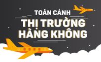 'Cuộc đua' trên trời của các hãng hàng không
