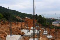 Kiến nghị tháo dỡ 40 móng biệt thự xây trái phép ở Sơn Trà