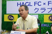 Bầu Đức bắt tay với đội bóng ở J.League 1