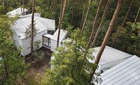 Không gian xanh ôm trọn khu nhà ở thiết kế hiện đại