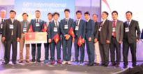 Học sinh Việt Nam 'phá kỷ lục' về điểm số tại Olympic Toán quốc tế