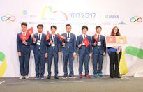 Việt Nam đạt thành tích cao nhất trong 43 lần dự thi Olympic Toán quốc tế