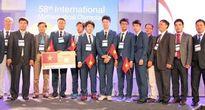 Việt Nam giành 4 Huy chương vàng Olympic Toán quốc tế 2017