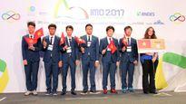 Việt Nam đoạt 4 Huy chương Vàng Olympic Toán học