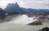 14 giờ hôm nay, mở cửa xả đáy hồ Tuyên Quang