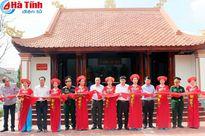 Khánh thành nhà thờ và phần mộ 53 liệt sĩ hy sinh tại cầu Nhe