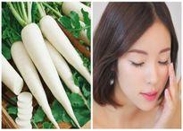 Uống nước ép củ cải trắng có tác dụng gì mà được nhiều người lựa chọn