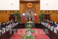 Khơi thông dòng chảy thương mại Việt Nam-Lào