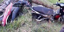 Hà Tĩnh: Hai xe máy đối đầu, 3 người thương vong