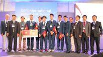 Việt Nam lập kỉ lục về thành tích tại Olympic Toán quốc tế