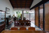Chiêm ngưỡng ngôi nhà 'nửa mái' ở Vĩnh Long