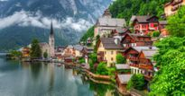 Xiêu lòng trước những thị trấn đẹp như trong truyện cổ tích