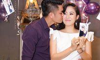 Ảnh ngọt ngào của Lê Phương - Trung Kiên trước đám cưới