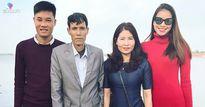 Phạm Hương vừa chăm bố ốm nặng, vừa lo đám cưới của em trai khiến mọi người cảm phục