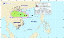 Bão số 4 tiến sát vùng biển Bắc Trung Bộ
