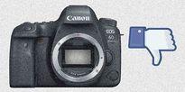 Dải nhạy sáng trên Canon 6D Mark II là một bước lùi lớn