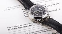 Đồng hồ đeo tay của Tổng thống Nga Putin trị giá 1,2 triệu USD?