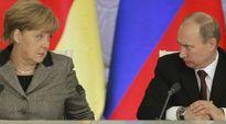 Nga - Đức đụng độ ngoại giao vì nhà máy điện ở Crimea