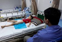 Thêm nhiều trẻ ở Hưng Yên bị sùi mào gà