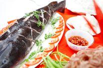 Những món ăn ngon từ cá Lăng, đặc sản sông Đà, Hòa Bình