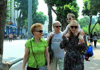 Hà Nội đang đẩy mạnh thu hút khách du lịch quốc tế