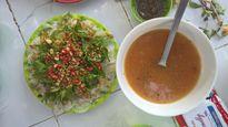 Gỏi cá mai - món ăn 'ngon lạ' tại Phan Thiết