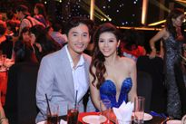 Mrs Vietnam World 2016 Xuân Thủy lần đầu đi dự sự kiện cùng ông xã