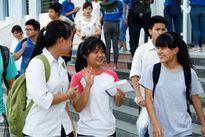 Hàng nghìn thí sinh đầu tiên được xác nhận trúng tuyển đại học sớm