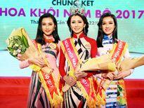 Người đẹp An Giang đăng quang Hoa khôi Nam bộ 2017