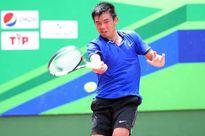 Lý Hoàng Nam chiếm ngôi số 1 quần vợt ĐNÁ