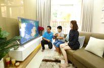 Hát karaoke offline trên smart tivi