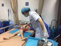 Đình chỉ y sĩ Hiền trong vụ hàng loạt trẻ mắc sùi mào gà ở Hưng Yên