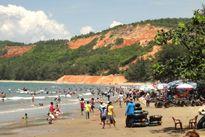 Du lịch Bình Thuận tiếp tục phát triển trong 6 tháng đầu năm 2017