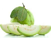 8 lợi ích sức khỏe của trái ổi