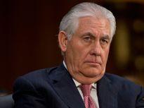 Ngoại trưởng Mỹ sẽ từ chức vì nhiều bất đồng với Tổng thống Trump?