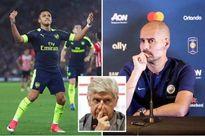 Gây bão chuyển nhượng, Pep dồn lực 'tấn công' Arsenal