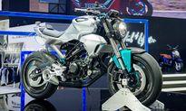 Honda 'nhá hàng' môtô 150SS Racer bản thương mại