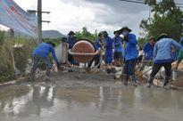 Công trình thanh niên góp sức thay đổi diện mạo nông thôn mới
