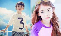 Hai thiên thần nhí Hàn Quốc khiến nửa triệu fan phát cuồng