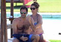 Federer sạc lại năng lượng sau chức vô địch Wimbledon