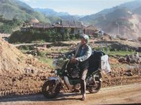 Gặp nữ họa sỹ vẽ gần 1.500 chân dung Mẹ Việt Nam anh hùng