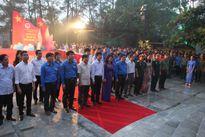 Thứ trưởng Nguyễn Thị Nghĩa dự lễ thắp nến tri ân tại Quảng Trị